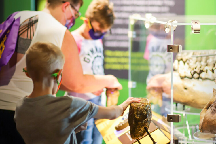 With in-person visits and field trips limited, places like the Indiana State Museum are developing more online and virtual resources for teachers to use in their classrooms. (Photo provided by Indiana State Museum)