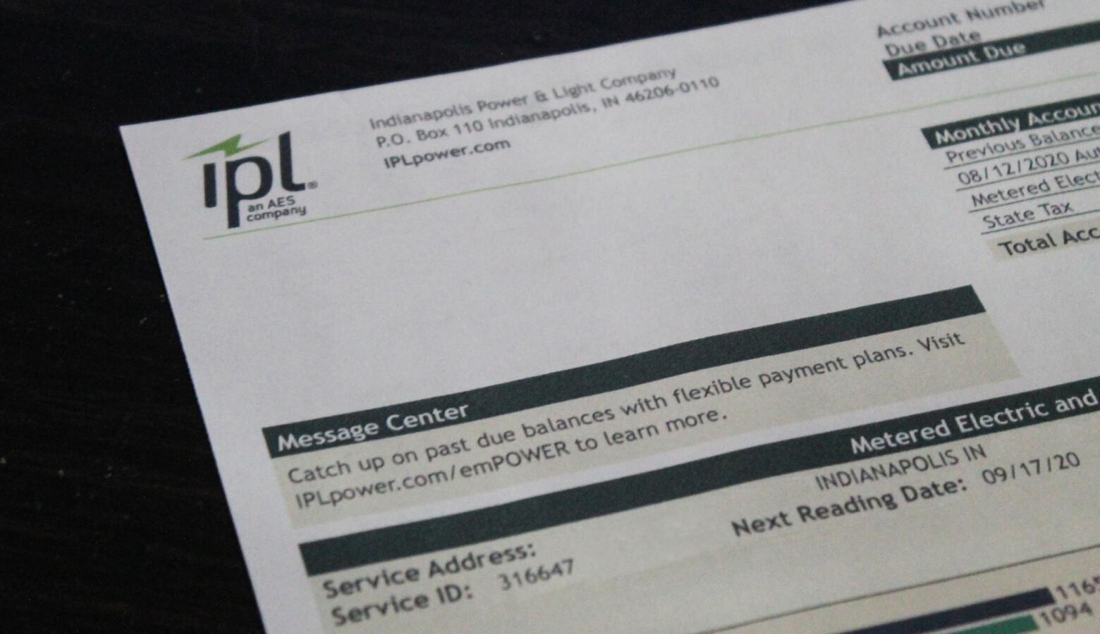 Under Indiana law, Hoosiers who apply for the federally funded Energy Assistance Program can't have their electric or natural gas service disconnected from Dec. 1 through March 15. (Lauren Chapman/IPB News)