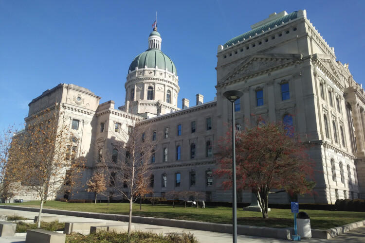 State lawmakers will write the state's next two-year budget starting in January, as leaders project a revenue shortfall of up to $1 billion. (Lauren Chapman/IPB News)