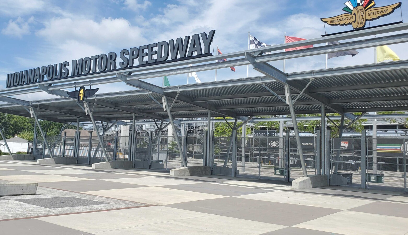 The first Indy Autonomous Challenge will take place at the Indianapolis Motor Speedway Oct. 23. (Samantha Horton/IPB News)