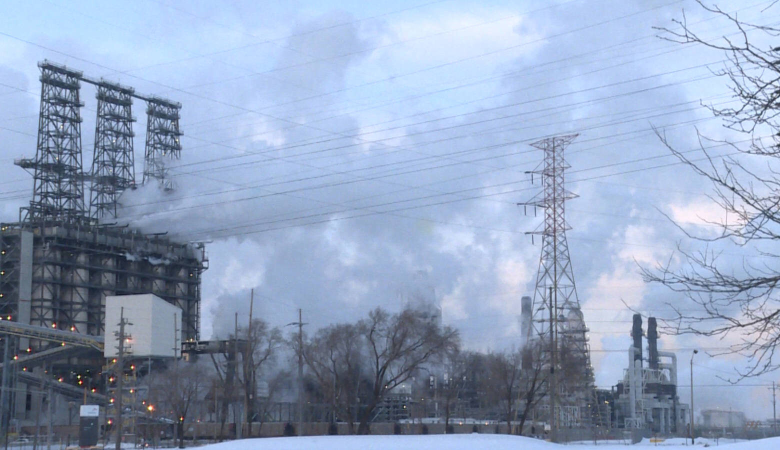 BP's Whiting Refinery (FILE PHOTO: Tyler Lake/WITU)