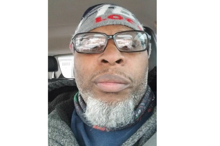 Juan Ruffin Sr., a butcher at Kroger, talks about his life a year into the pandemic. (Provided by Juan Ruffin Sr.)