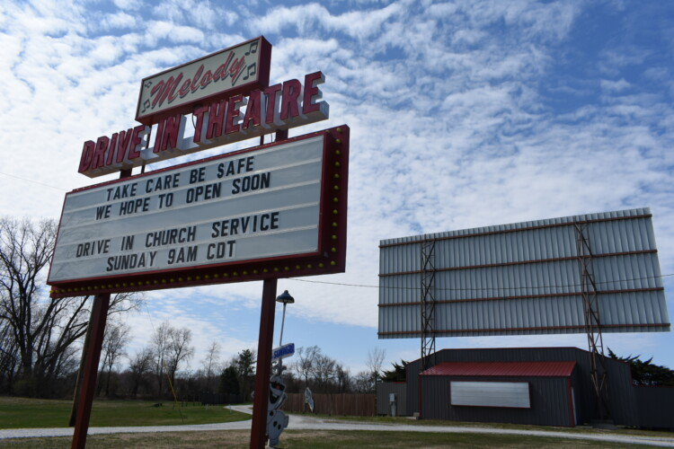 """Gov. Eric Holcomb required churches to stop in-person worship services under his """"Stay-At-Home"""" order in the early days of the COVID-19 pandemic. (Justin Hicks/IPB News)"""