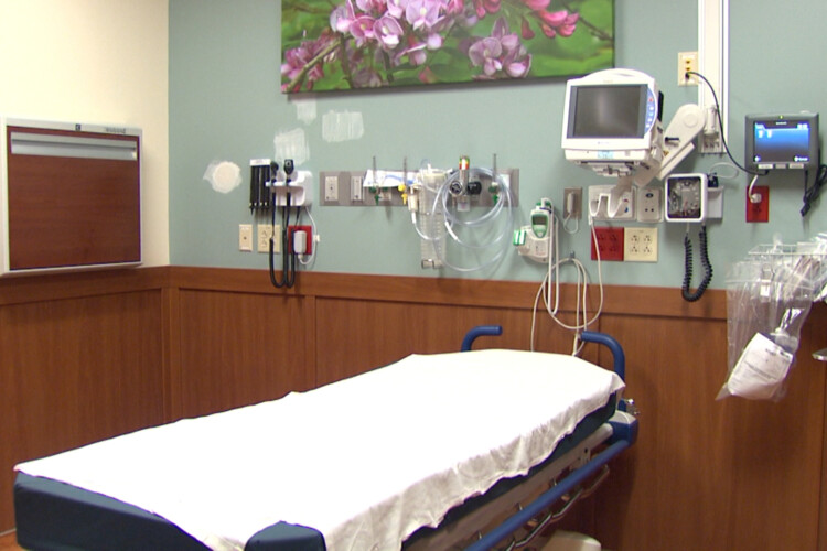 Indiana's permanent Medicaid postpartum coverage expansion will officially take effect April 2022. (Steve Burns/WTIU)
