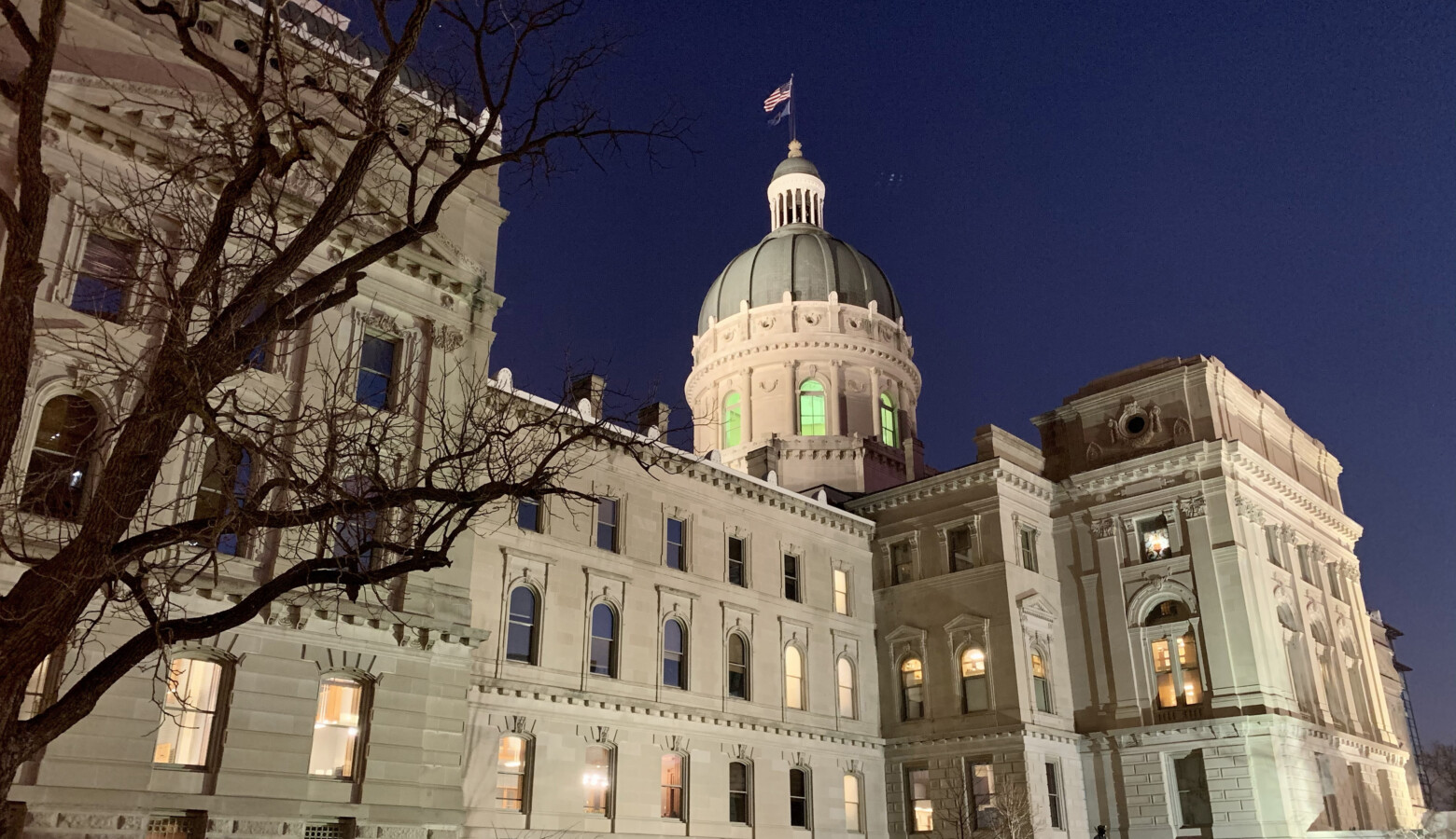 Indiana lawmakers have now been sued twice in a week over a law that allows them to call themselves into special session during a public emergency. (Brandon Smith/IPB News)