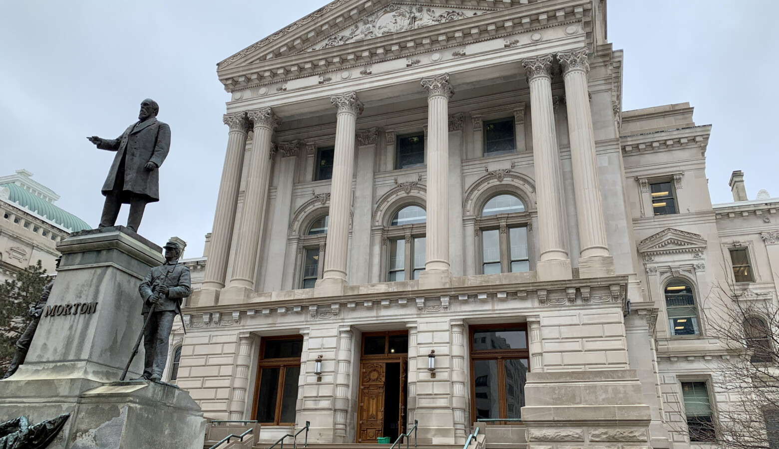 Lawmakers will come back into session later this year to redraw Indiana's legislative district lines. (Brandon Smith/IPB News)