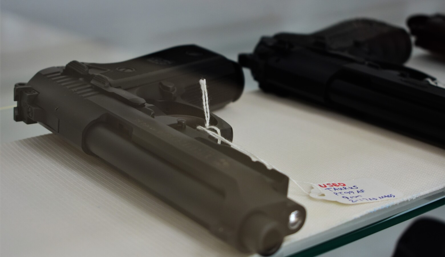 The Senate did not hear a bill in committee that would've eliminating Indiana's license to carry a handgun in public. (Justin Hicks/IPB News)