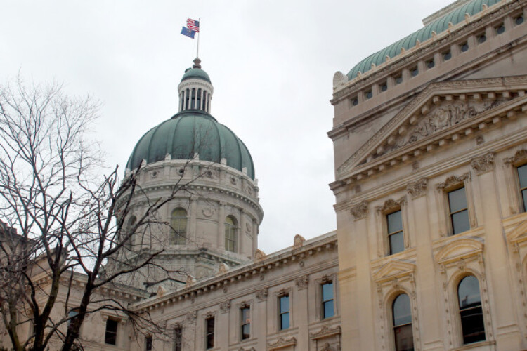 The Indiana legislature approved $500 million in the state budget to go to the Indiana Regional Economic Acceleration and Development Initiative. (Lauren Chapman/IPB News)