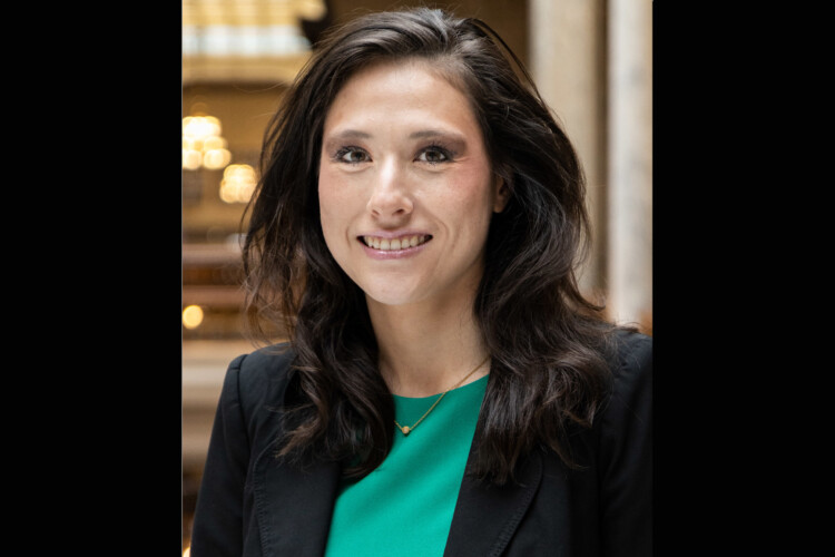 Amy Beard will be the Indiana Department of Insurance Commissioner, beginning June 2. (Courtesy of the governor's office)