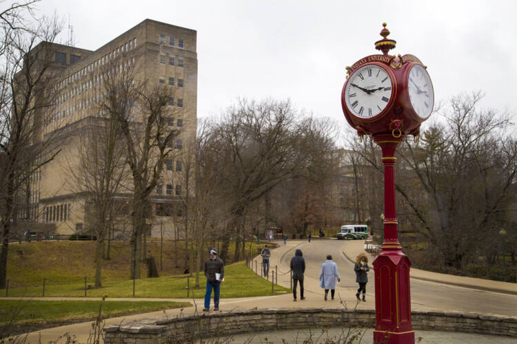 Indiana University announced recently that all students, faculty and staff must be vaccinated against COVID-19 for the fall term, with limited religious and medical exemptions. (Peter Balonon-Rosen/IPB News)