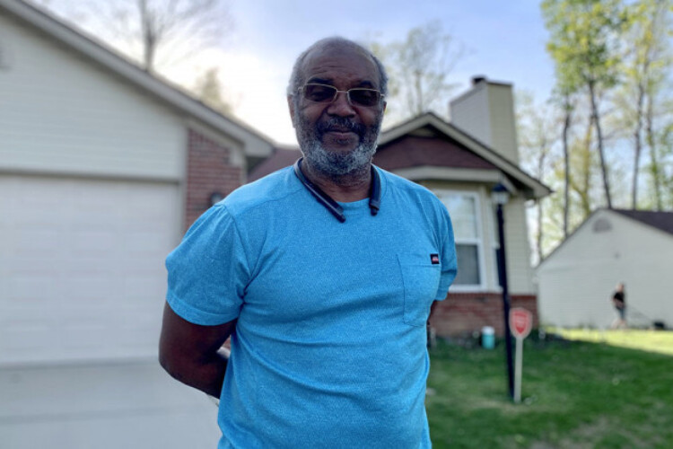 Ray Lay, who has been in recovery for more than a decade, is working to help others access the mental health care they need by volunteering at local hospitals and community organizations in Indianapolis.
