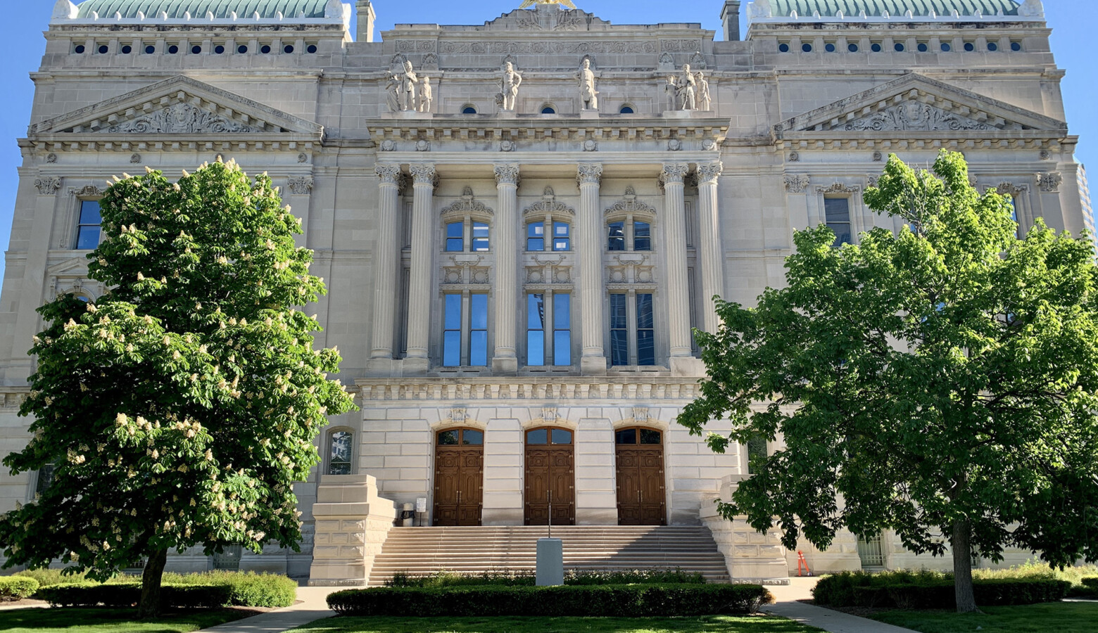 Indiana collected $518 million more than expected in May, with sales, individual income and corporate income taxes all besting projections. (Brandon Smith/IPB News)