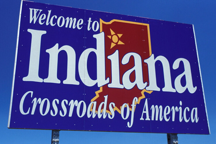 Gov. Eric Holcomb says major road projects are vital to Indiana's role as a transportation hub. (Mark Goebel/Flickr)
