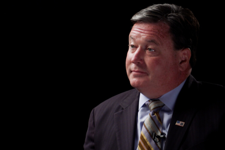 Attorney General Todd Rokita has lost in court three times over a 2021 emergency powers law. (Alan Mbathi/IPB News)